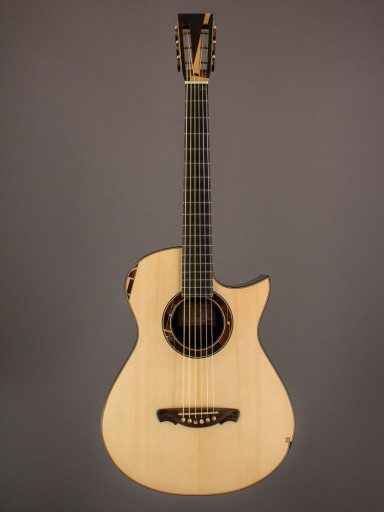 2013 McConnell 15 Inch, Brazilian/Swiss Moonspruce