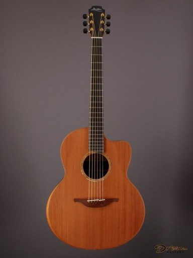2014 Lowden F50C, African Blackwood/Redwood