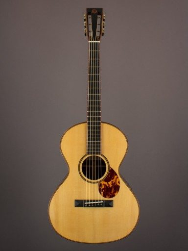 2015 Big Hollow 00, Macassar Ebony/Adirondack Spruce