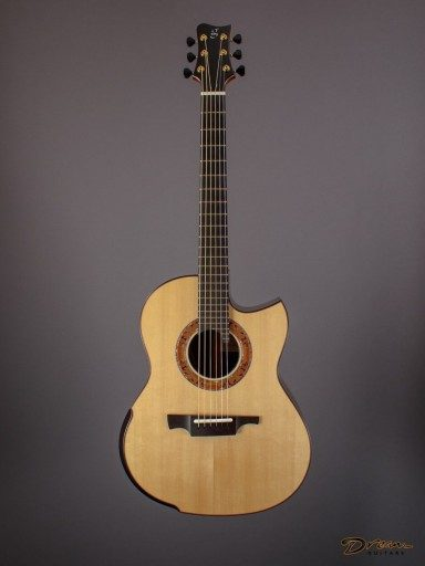 2015 Greenfield G2, Indian Rosewood/European Spruce
