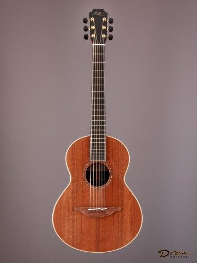 2015 Lowden Wee Lowden 35 Twin, African Blackwood/Redwood
