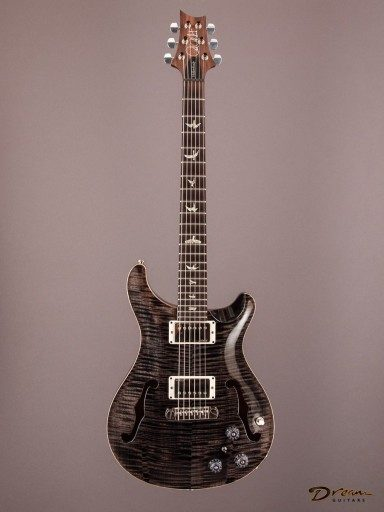 2015 PRS Hollowbody II, Flame Maple/10 Top Flame Maple
