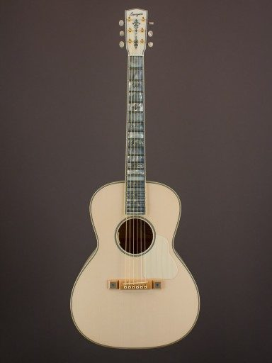"2016 Bourgeois ""The Whyte Rabbit"" L-DBO, Maple/Adirondack Spruce"