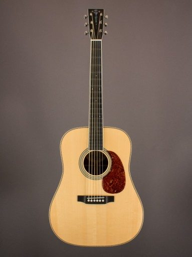 2016 Preston Thompson Dreadnought, Shipwreck Brazilian Rosewood/Adirondack Spruce