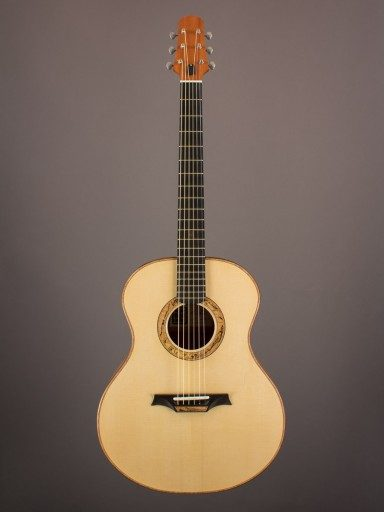 New Indian Hill Concert, Mahogany/Engelmann Spruce