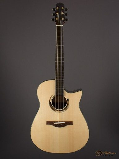 New Kraut Modified Dreadnought, African Blackwood/Italian Spruce