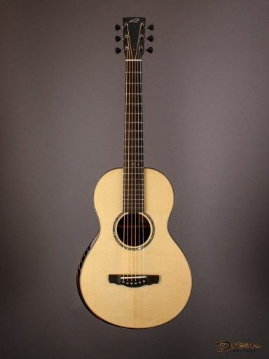 2018 Ryan Abbey Grand Parlor, Indian Rosewood/Italian Spruce