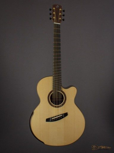 Brand New Blanchard Sequoia Dream Series #4, Brazilian Rosewood/European Spruce