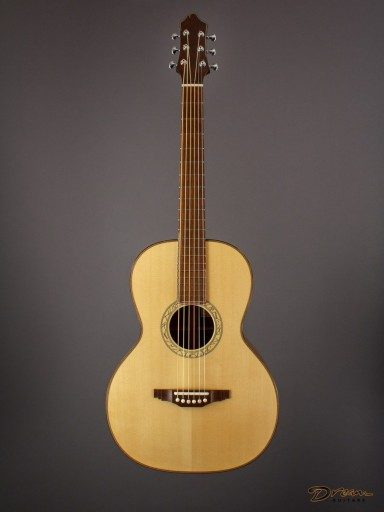 Brand New Galloup G.4, Brazilian Rosewood/German Spruce