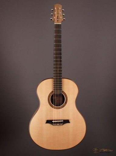 Brand New Indian Hill Concert, Black Limba/Lutz Spruce
