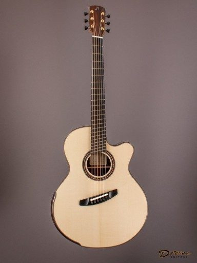Brand New Blanchard Sequoia Dream Series #5, Brazilian Rosewood/European Spruce