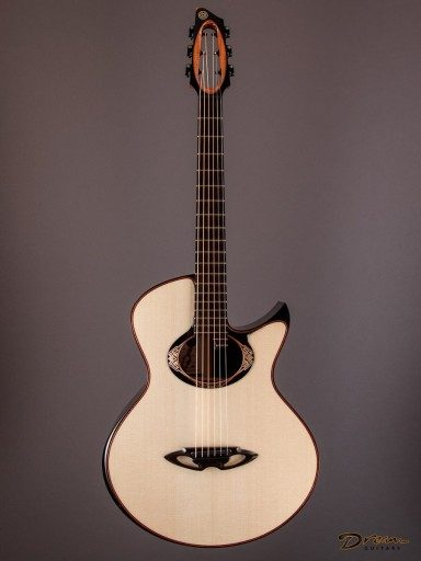 2020 Casimi C2S, African Blackwood/Moonspruce