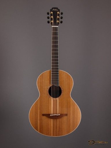 2021 Lowden S-50 12-Fret, Cocobolo Rosewood/Driftwood Red Cedar