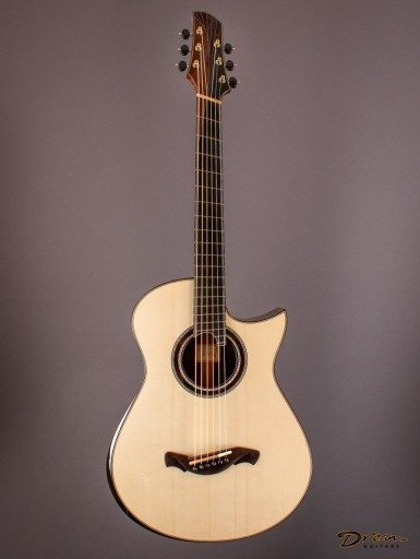 Brand New McConnell 15 Inch, Brazilian Rosewood/Swiss Moonspruce