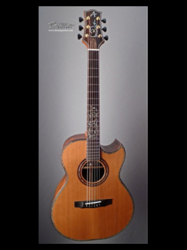 2006 Applegate SJ Dream Series #1 of 10  Brazilian/Red Cedar