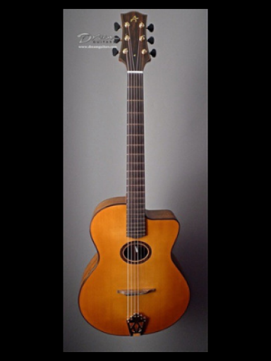 New Applegate Gypsy Jazz Bocote/European