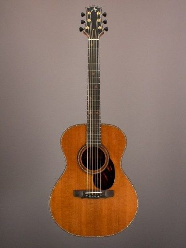 2005 Applegate SJ, Walnut/Redwood