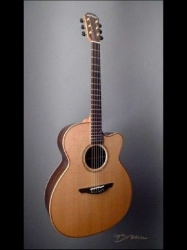 New Avalon L25C Indian/Cedar From Ireland!