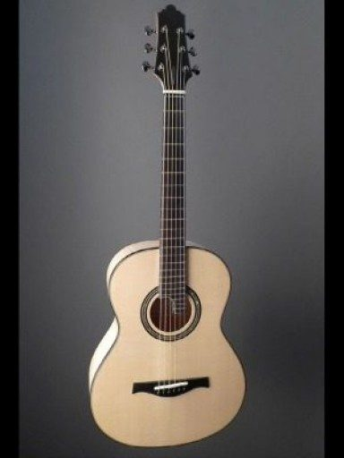 New Beauregard Concert Flamed Maple/Italian