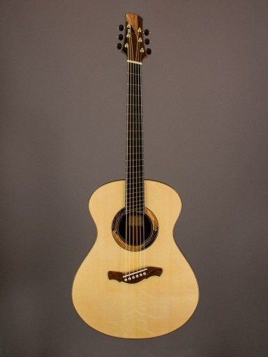 Brand New McConnell 16 Inch, Brazilian/Moonspruce