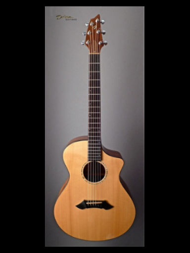 1998 Breedlove SC-25 Limited Edition Koa/Adirondack