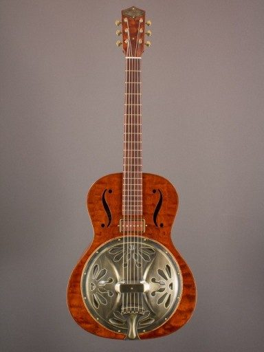 "Brand New C.F. Holcomb Kodiak, ""The Tree"" Mahogany"