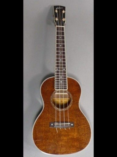 New Kerry Char Concert Ukulele Figured Mahogany