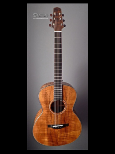 2009 Claxton Malabar All Koa