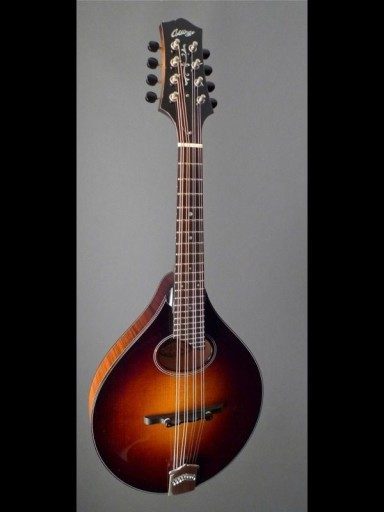 2010 Collings MT2 O Flamed Maple/Adirondack (Red)