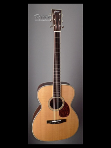 1999 Collings OM-2H Indian/Sitka