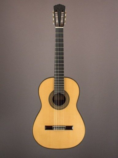 New Daryl Perry Concert Classical, Brazilian Rosewood/Italian Spruce
