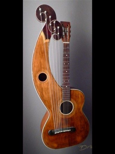 1912 Dyer Type 2 Style 5 Mahogany/Spruce