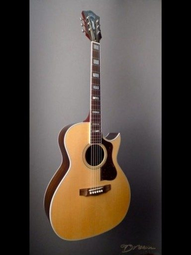 2010 Guild F-47R CA Indian/Adirondack