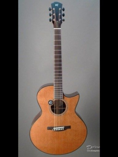 New Mayes Grand Concert Wenge/Red Cedar