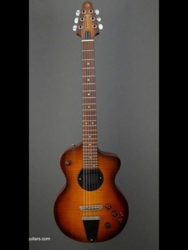 2008 Turner Model 1 Featherweight Flamed Maple