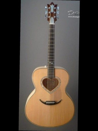 2008 Dave of England The Queen of Hearts Maple/Sitka