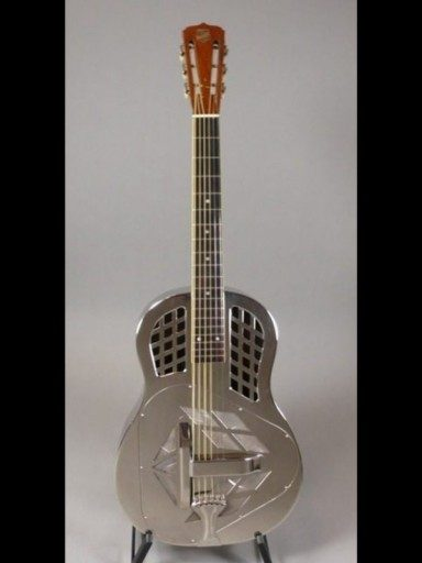 1927 National Style 1 Tricone, German Silver