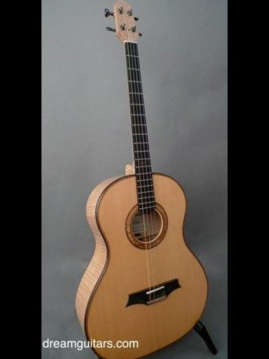 New Indian Hill Tenor Maple/Sitka