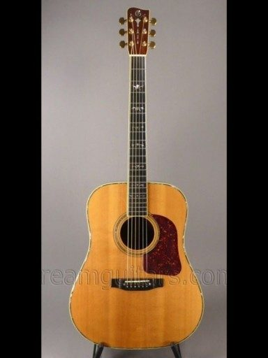 1992 Gallagher 72 Special Ltd Edition Dreadnought Indian/Sitka