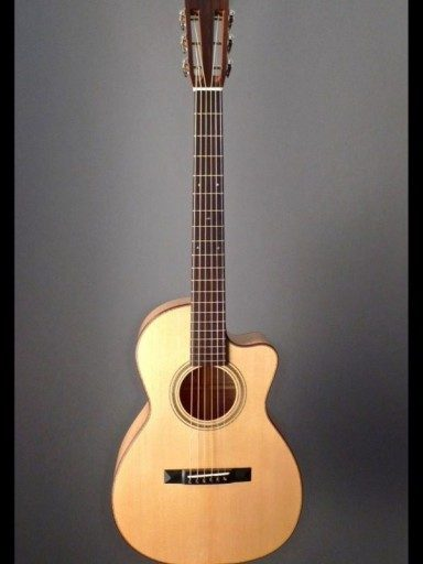2011 Sexauer FT-0-C Bigleaf Maple/Italian