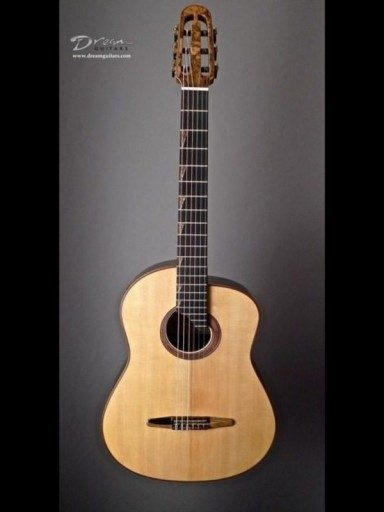 2011 McGill Picasso African Blackwood/German