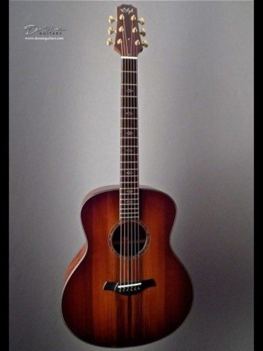 2009 R. Taylor Style 1 Cocobolo/Sinker Redwood