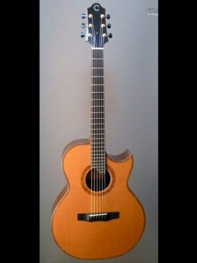Charis SJ Dream Series Brazilian/Red Cedar
