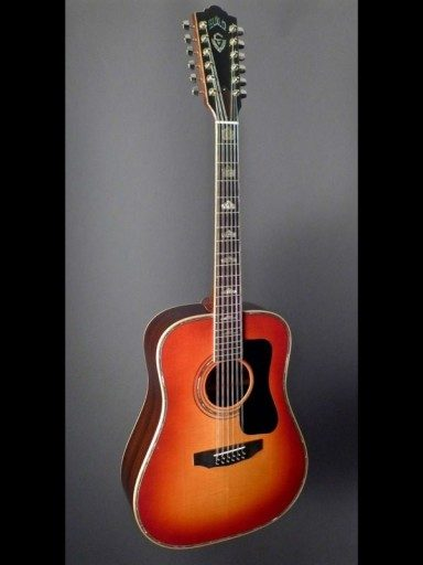 1983 Guild D-80-12 East Indian/Spruce
