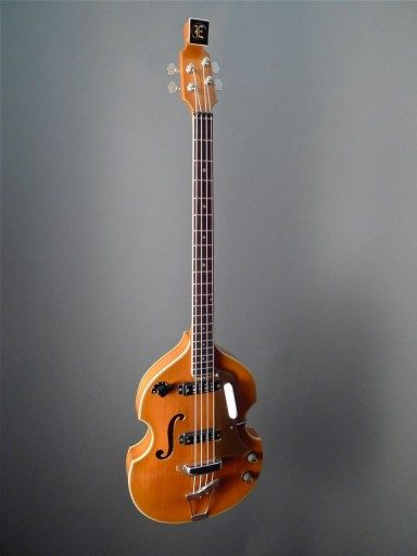 Eko Fiddle Bass /