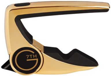 G7th Performance 2 Capo - 18kt Gold Plate