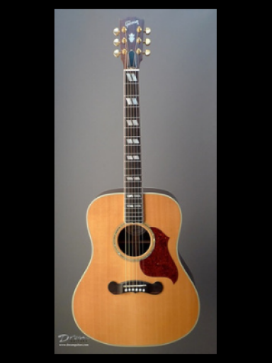 2007 Gibson Songwriter Deluxe Indian Rswd/Sitka