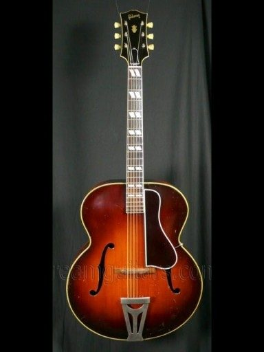 1950 Gibson Super 300 Flame Maple/Maple