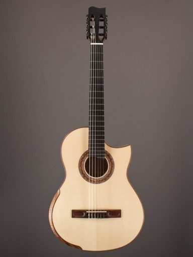 2010 Greenfield C2 Classical, Maple/Alpine Spruce