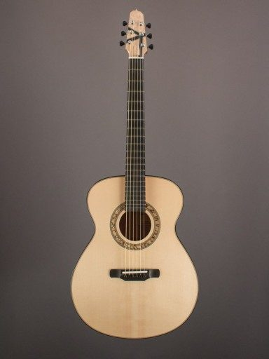 Brand New Guidry SG-2 Birdseye Maple/Engelmann Spruce